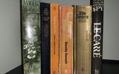 A Shelfie Of Books