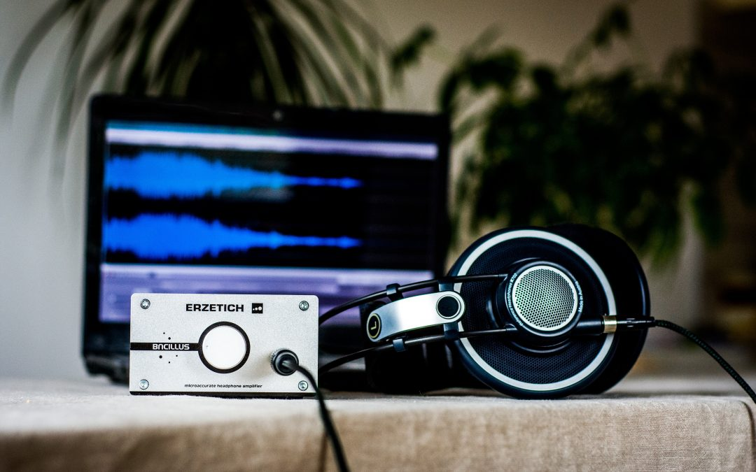 Audio Is The Growing Thing